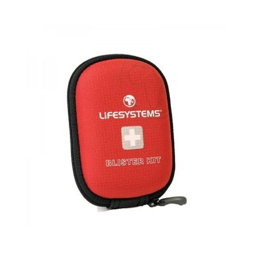 Lifesystems Blister First Aid Kit, CE Certified Contents, High Quality Items for Hiking and Outdoor