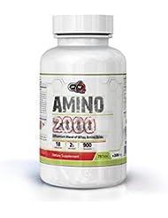 Pure Nutrition USA AMINO 2000 Premium Blend of Whey Amino Acids with Added Leucine Aminosäuren tabletten (75 tabletten)