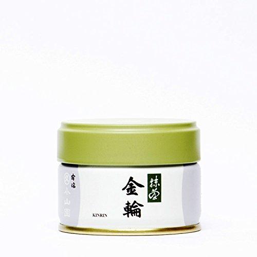 Matcha Kinrin 20g - die Nummer 1 aus Japan - 300 Jahre alter Qualitätsbetrieb - Matcha für Teezeremonie