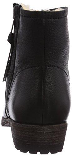 Blackstone Richelle Fur, Bottes femme Noir (Black)