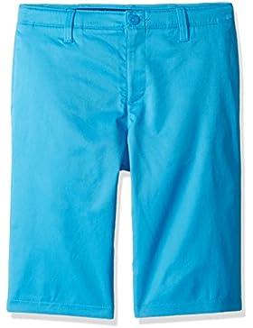 Under Armour chicos 'Match Play pantalones cortos, Niños, Canoe Blue/Canoe Blue