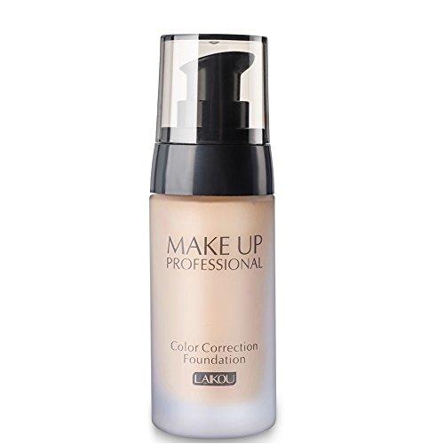 BB Cream Foundation Blank Make up Concealer Light/Medium Skintones für Gesicht Feuchtigkeitscreme Cover Up Haut Fehler Isolation Staub UV(03#)