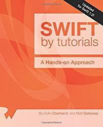 Swift by Tutorials: Updated for Swift 1.2: A Hands-On Approach