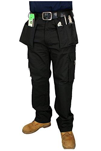 Tuff Trousers Hombre Pantalones De Trabajo/Pantalón para Uniforme de la Lucha,...