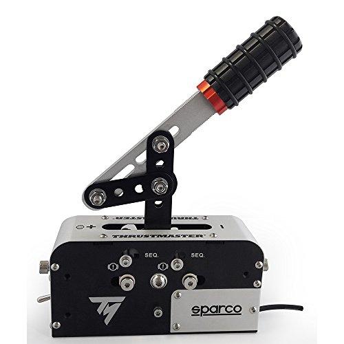 Preisvergleich Produktbild Thrustmaster TSSH Sequential Shifter & Handbrake Sparco (Handbremse / Schalthebel, PC)