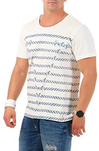 Tee Library Herren T-Shirt The Gordian Knot (2XL)