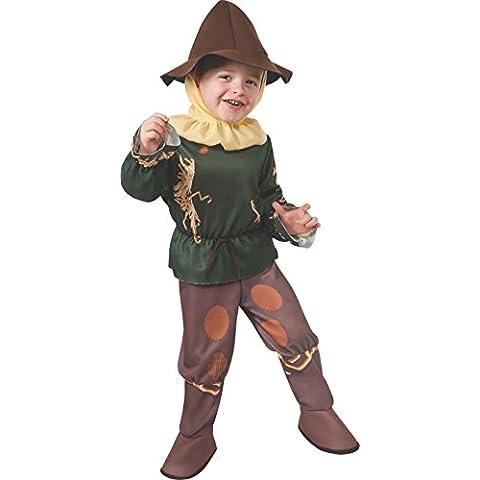 Disfraz de El Espantapájaros El Mago de Oz para bebé