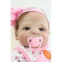 NPK collection 45cm Pleine Corps Silicone Real Life bebe Baby Dolls 18