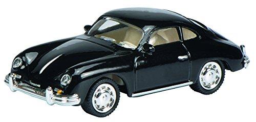"""Schuco 452626600\"""" Porsche 356 Coupé, 1:87\"""" Fahrzeug, schwarz"""