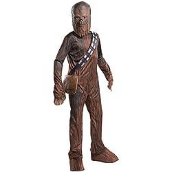 Chewbacca - Star Wars The Force despierta - Niños Disfraz - Medium - 132cm