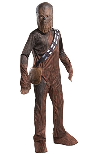 Chewbacca - Star Wars The Force erwacht - Kinder Kostüm - Large - (Uk Wars Kostüm Star Chewbacca)