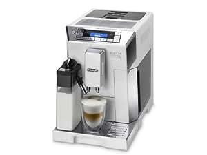De'Longhi macchina per caffè espresso superautomatica ECAM45.760.W Eletta Cappuccino Top