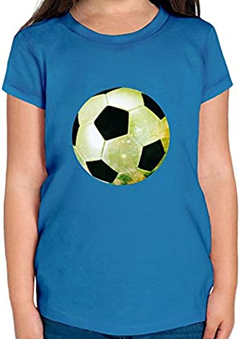 Galaxy Football T-shirt Fille 12+ yrs