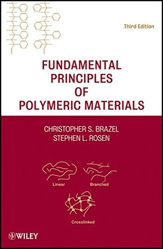 Fundamental Principles of Polymeric Materials by Christopher S. Brazel (2012-06-08)