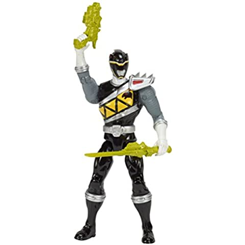 Power Rangers Dino Charge - Figura acción, color negro (Bandai R42205)