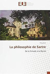 La philosophie de Sartre par Tony Ferri