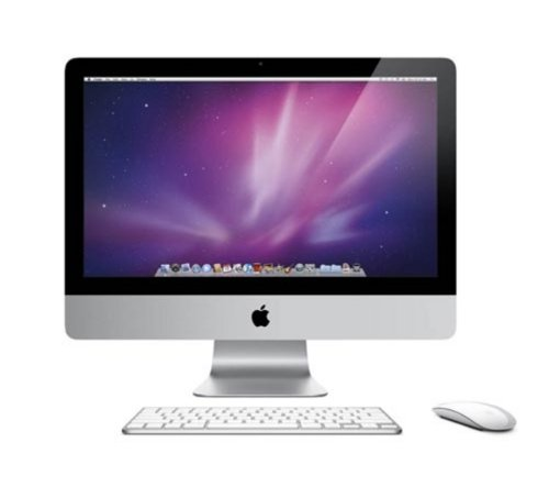 Apple iMac Ordinateur de bureau 21,5' Intel Core i3 500 Go 4096 Mo
