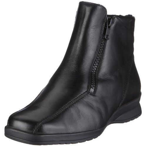 Semler K14266-012-001 Karolin, Bottes femme Noir (Noir / Noir)
