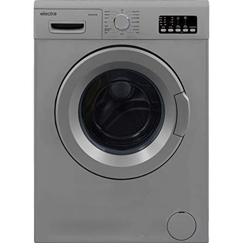 Electra W1449CF2S A++ Rated Freestanding Washing Machine - Silver