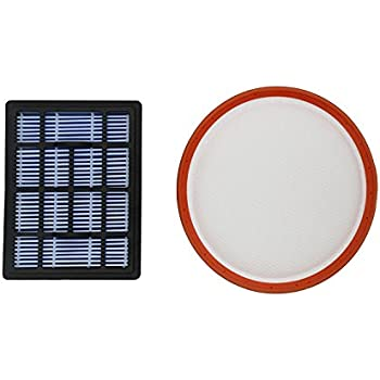 Staubsauger-Zubehör Spares2go Hepa H12 Filter Pad Kit For Vax Power 6 C89-P6-B C89-P6N-P Vacuum Cleaners by Spares2go Staubsauger & Fußbodenpflege