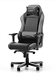 DX Racer Iron IF11 Gamer-Drehstuhl grau
