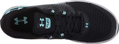 Under Armour Ua W Micro G Fuel Rn, Chaussures de Running Femme Black