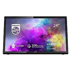 Philips 24PFS5303/12 60 cm (24 Zoll) Full-HD Fernseher (Triple Tuner)