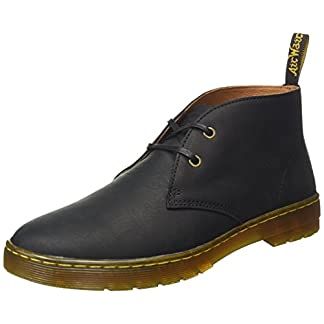 Dr. Martens Men's Cabrillo Wyoming Black Ankle Boots 7
