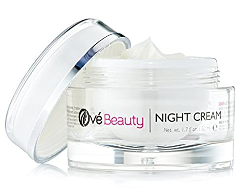BEST ANTI AGING NIGHT MOISTURIZING CREAM for Face, Neck & Eye Area | Firming Anti-Wrinkle Cream For Beautiful Radiant