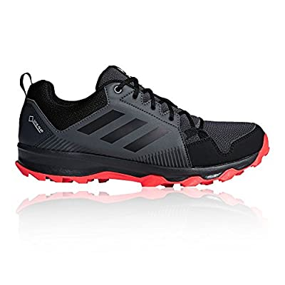 adidas Men's Terrex Tracerocker GTX Trail Running Shoes, Black