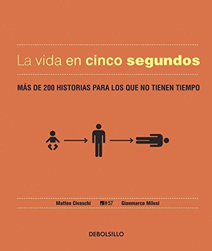 La vida en cinco segundos: Más de 200 historias para los que no tienen tiempo (DIVERSOS)