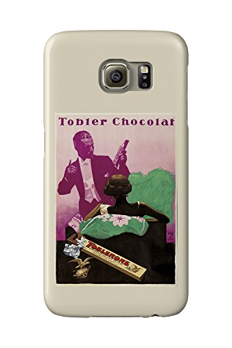 toblerone-vintage-poster-artist-hohlwein-ludwig-germany-c-1925-galaxy-s6-cell-phone-case-slim-barely