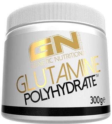 GN Laboratories Glutamine Polyhydrate Aminosäure Regeneration Muskelwachstum 300g - Bodybuilding
