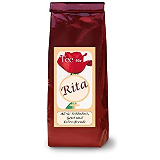 Rita-Namenstee-Frchtetee