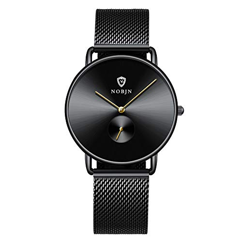 Fashion Quartz Watches, Men's and Women's Sports and Leisure Watches, Waterproof Men's Quartz Watches Womens Mixed Metal