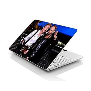 Music: Paul Mccartney at Beatles's 50th Anniversary Laptop Skin Decal #PL0536