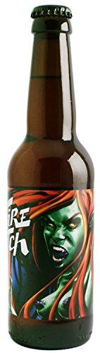 Birra artigianale Italiana Fire Witch - 33Cl -IPA- Ubeer un click dal gusto - Ipa Birra
