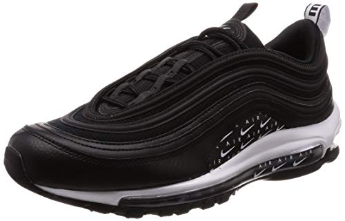 big sale 0a734 bec44 Nike Damen W Air Max 97 Lx Fitnessschuhe Schwarz Black White 001, 38.5 EU
