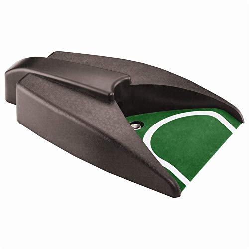 V.JUST Golf Putter Auto Return Indoor-Übungsmaterial-Batterie Betrieben (Batterien Nicht Im Lieferumfang Enthalten)