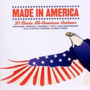 Hits From The States Compilation Cd 20 Tracks Various