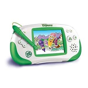 Leapfrog - 89100 - Jeu Educatif Electronique - Leapster Explorer - Vert