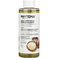 Phytema - Aceite desmaquillante orgánico (200 ml, aceites vegetales 100% orgánicos, aceite de coco, macadamia,.