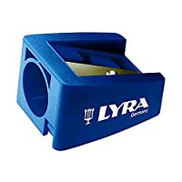 1 x LYRA GROOVE TRIPLE 1 SUPER JUMBO SIZE PENCIL SHARPENER for 16.5mm Diameter Pencils Comes in Various Colours