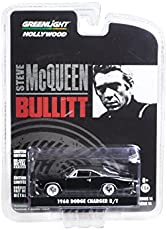 1968 Dodge Charger R/T - Steve McQueen Bullitt 1/64 Black