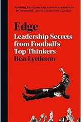Edge: Leadership Secrets from Footballs's Top Thinkers Paperback