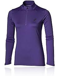 Asics Essentials Women's 1/2 Cremallera Winter Camiseta Para Correr