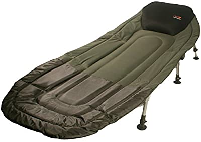 Tf Gear Chill Out Bed Carp Fishing Bedchair Ex Demo from TF GEAR