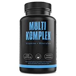 Gym Nutrition Multi Komplex