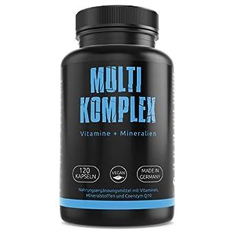 Gym Nutrition Multi Komplex