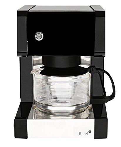 Briel CF28 máquina de café en acero inoxidable